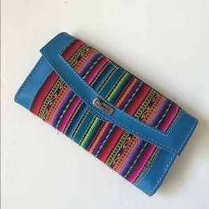 Handmade Peruvian wallet!